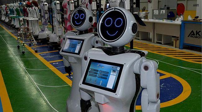 """""""Robot Müzesi""""nin Temeli Atıldı"""