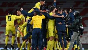 Avrupa Ligi'nde finalin adı: Manchester United - Villarreal