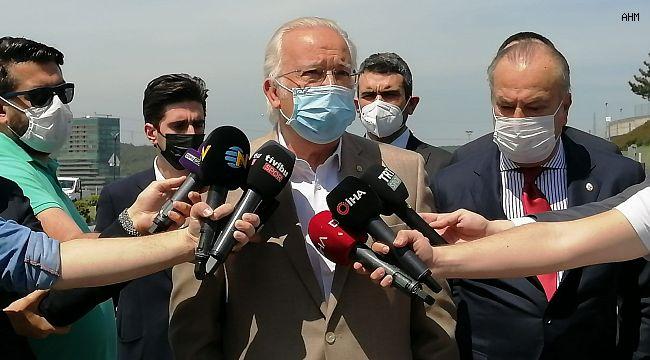 """Eşref Hamamcıoğlu: """"Bu bir keyfi karardır"""""""