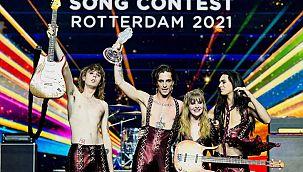 Eurovision 2021'in Kazananı Belli Oldu