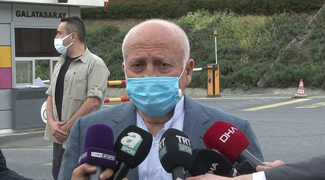 Galatasaray'da Işın Çelebi Başkanlığa Aday Oldu
