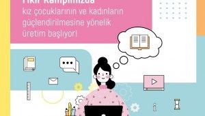 Kadınları güçlendirmeye yönelik projeler, 'Yarınım Kız Kardeşim Fikir Kampı'nda paylaşıldı