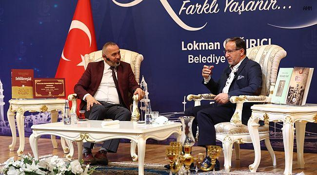 """Mustafa Karataş: """"Kadir Gecesi Fırsatını Kaçırmayın"""""""