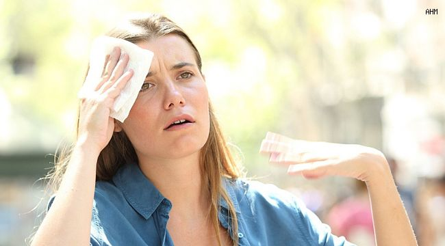 Sıcak havalar kalp hastalıklarını tetikleyebilir