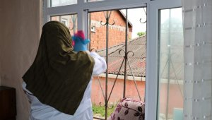 """Sultanbeyli'de yaşlı ve kronik hasta vatandaşlar için """"Şefkat Eli"""" projesi"""