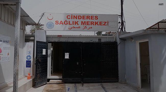 Türk derneğinin desteği ile Suriye'nin kuzeybatısında PCR testleri başladı