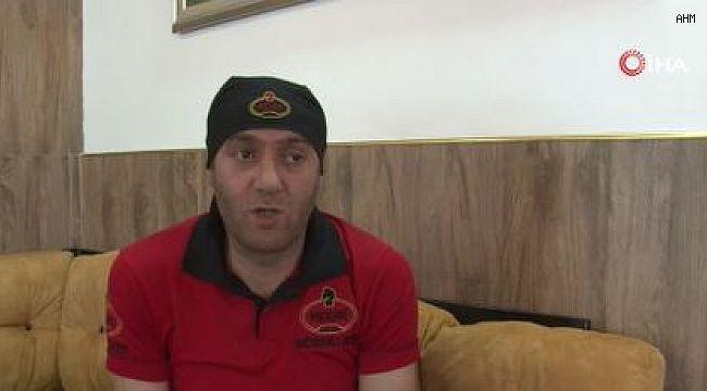 Avcılar'da İBB zabıta ekiplerinin darp ettiği seyyar satıcı konuştu