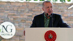 Cumhurbaşkanı Erdoğan'dan KDV desteği müjdesi