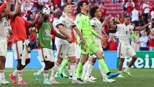 EURO 2020: Danimarka: 1 - Belçika: 2