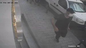 Fatih'te 'silkeleme' yöntemiyle hırsızlık