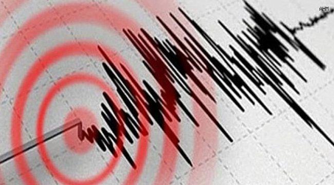 İstanbul'da Şiddetli Deprem Oldu!