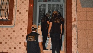 İstanbul merkezli 17 ilde FETÖ'nün askeri öğrenci yapılanmasına operasyon