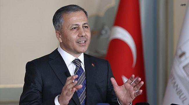 İstanbul Valisi Yerlikaya'dan deprem açıklaması