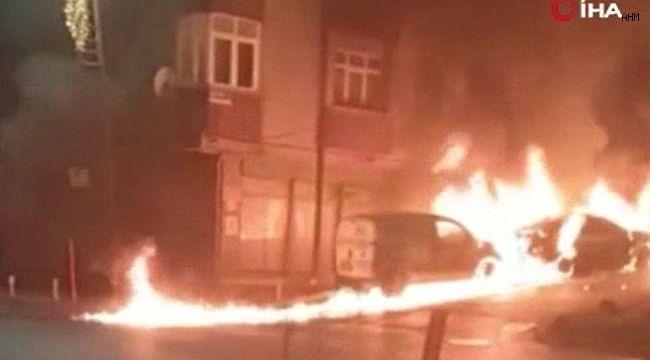 İstanbul'da yaktılar, Antalya'da yakalandı