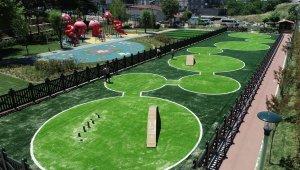 'Minik Patiler Parkı' çok yakında Ümraniye'de açılıyor