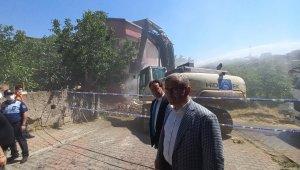Üsküdar'da riskli yapı alanında kentsel dönüşüm projesi başlatıldı