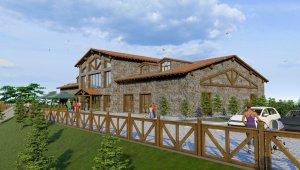 Geleceğin yıldız futbolcuları, Ümraniye Trabzon Park Spor Tesisinde yetişecek