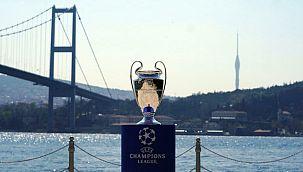Şampiyonlar Ligi finali 2023'te İstanbul'da