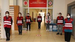 Sultanbeyli Kaymakamlığı pandemi sürecinde ihtiyaç sahibi ailelere 85 milyon TL yardım yaptı