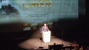 """TBMM Başkanı Şentop: """"Şehitlerin üzerine siyaset değil, ancak gelecek inşa edilir"""""""