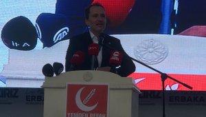 Yeniden Refah Partisi Fatih İlçe Kongresini yaptı