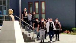 Ataşehir'de oto tamirhanesinde baba ve oğlunu vuran saldırganlar yakalandı