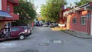 Ataşehir'de oto tamirhanesine silahlı saldırı