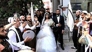 Kılıçlı Gelin Uğurlama Töreni