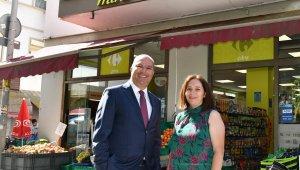 Heybeliada'daki market girişimi iki kadını da girişimciliğe teşvik etti