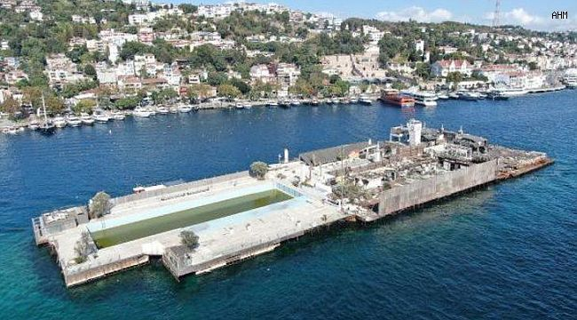 İstanbul Boğazı'nın Ortasında Moloz Yığını!