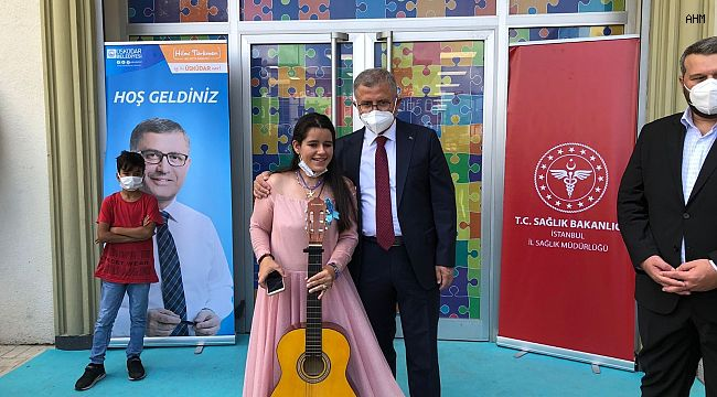 İstanbul Valisi Ali Yerlikaya Üsküdar'da Otizm Merkezi Açılışına Katıldı