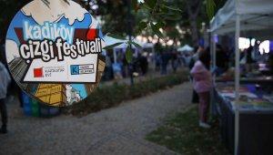 Kadıköy Çizgi Festivali ziyaretçilerine kapılarını açtı