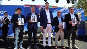 Kartal Kitap Fuarı ikinci gününde ünlü gazetecileri ağırladı