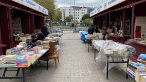 Kitapseverler Kadıköy'deki Sahaf Günleri'nde buluşuyor