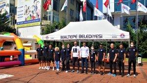 Maltepe Belediyesi'nin spor etkinliklerine büyük ilgi