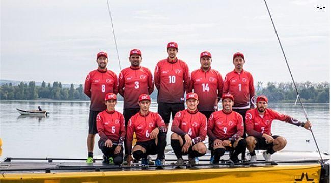 Türk yelken takımı Star Sailors Gold Cup için İsviçre'de