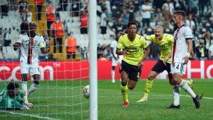 Beşiktaş: 1 - Borussia Dortmund: 2