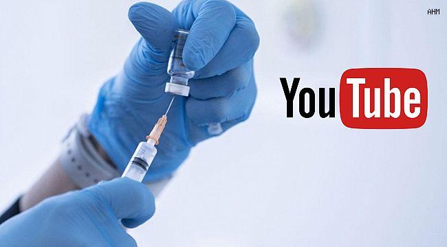 YouTube'dan Aşı Karşıtı Videolara Yasak!
