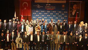 AK Parti Avcılar İlçe Başkanlığı Danışma Meclisi Toplantısı yapıldı