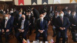 Bakan Karaismailoğlu PTT'nin 181. kuruluş yıl dönümünü kutladı