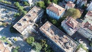 Büyükçekmece'de 115 ailenin deprem kabusu son buldu