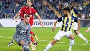 Fenerbahçe: 2 - Royal Antwerp: 2