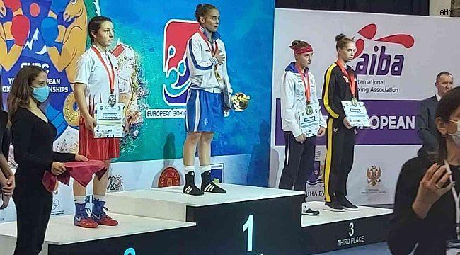 Gençler Avrupa Boks Şampiyonası'nda 2 gümüş, 4 bronz