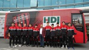 İstanbul Kastamonu Gençlik ve Spor Kulübü'nden örnek bir iş birliği