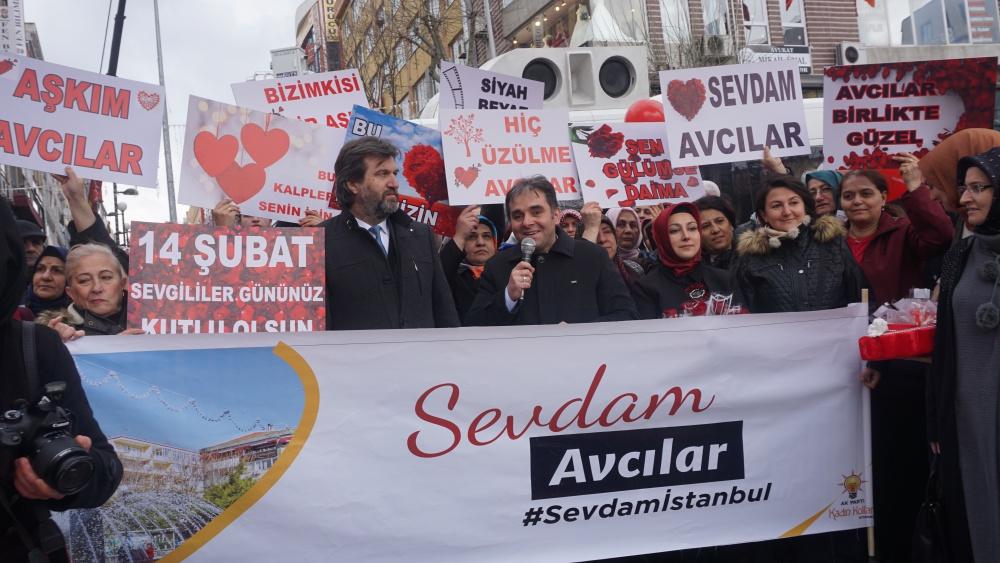 Avcılar Belediye Başkan Adayı İbrahim Ulusoy: