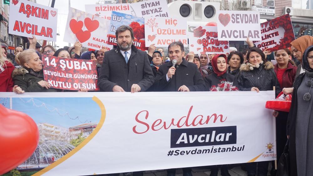 """Avcılar Belediye Başkan Adayı İbrahim Ulusoy:""""Avcılar'a Başkan olmaya değil HİZMETKAR olmaya geliyoruz"""""""