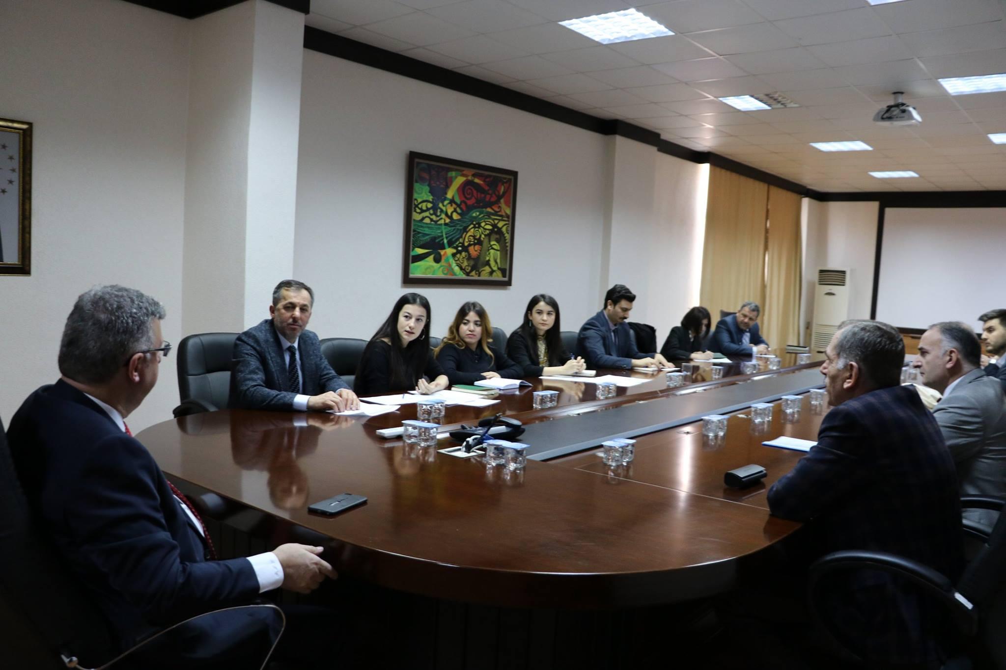 Avcılar Sosyal Hizmet Merkez Müdürlüğü 'Çocuk Koruma Kanunu İlçe Koordinasyon Kurulu' Toplantısını Gerçekleştirdi
