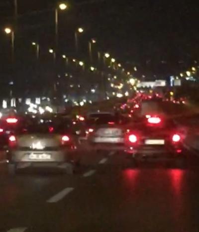 Maganda Sürücü E5 Karayolu Avcılar Mevkiinde Terör Estirdi