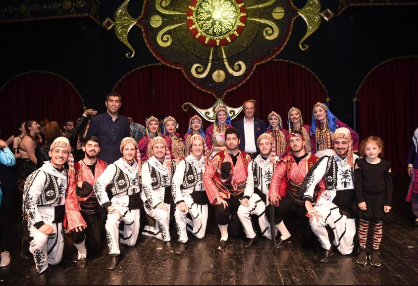 Dünya Dans Günü Avcılar'da Coşkuyla Kutlandı!