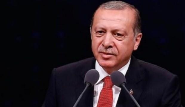 Erdoğan'dan Avukatlar Günü paylaşımı
